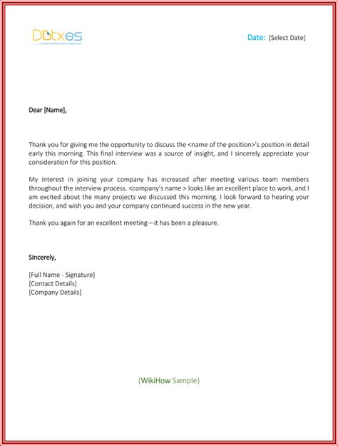 thank you letter after meeting new client sle business thank you letter after meeting