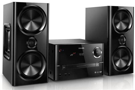 Boxen Zum Musik Hören philips btm3160 12 mikro stereoanlage mit bluetooth 150