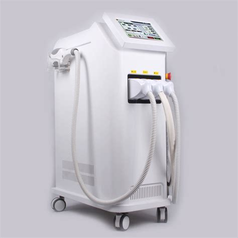 buy tattoo laser removal machine 3in1 yag laser removal elight ipl hair removal skin