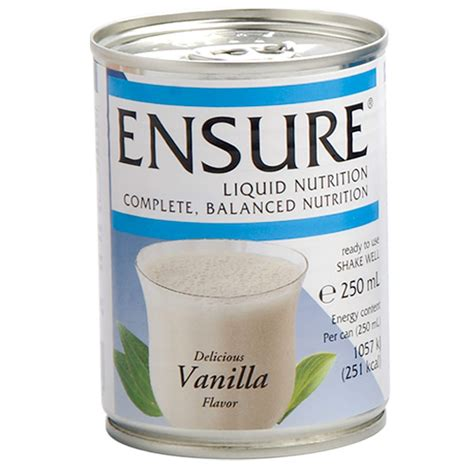 Liquid Milk 1 ensure original liquid milk vanilla of 24
