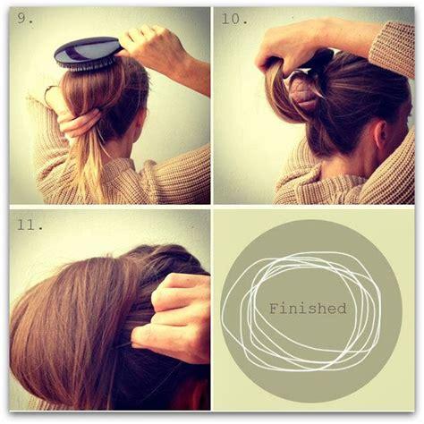 Model Rambut Cepol Modern by Kanubeea Hair Clip Tilan Anggun Dengan Sanggul Cantik