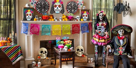 day of the dead bedroom ideas day of the dead decorations supplies day of the dead