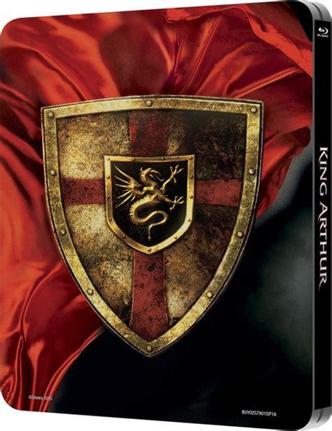 King Arthur Complete Edition king arthur steelbook zavvi exclusive limited edition