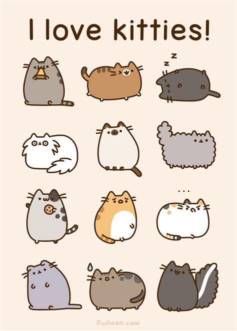 Pusheen Cat Meme - pusheen the cat