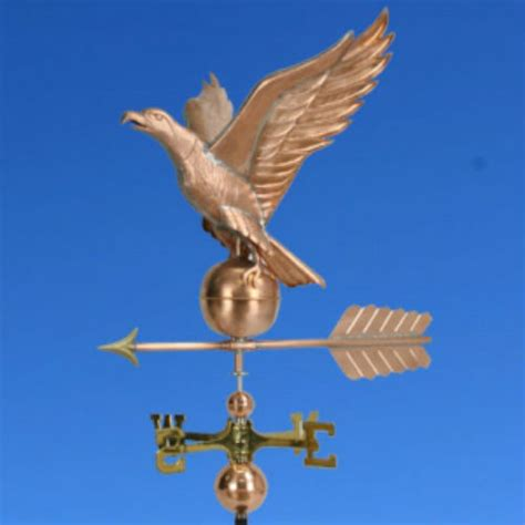 Weathervanes And Cupolas Usa by Copper Quot Eagle Quot Weathervane Made In Usa 136 Ebay