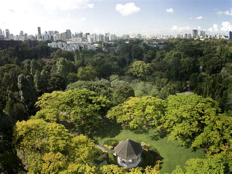 Botanic Gardens View History Lessons In Singapore Some Heritage Trails For You To Explore Singapore News Top