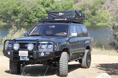 2000 toyota land cruiser lift kit total chaos fabrication 1998 2007 landcruiser 100 series