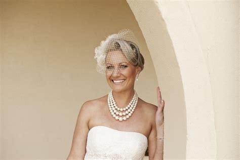 Bridal Hairstyles Birdcage Veil by Wedding Hairstyles Birdcage Veils Prom Hairstyles