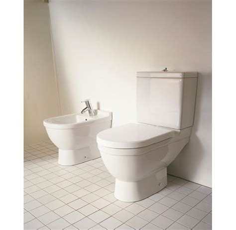 Duravit Starck 3 Toilet 2328 by Duravit Starck 3 Coupled Toilet With Cistern Seat