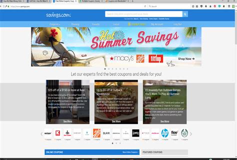 printable grocery coupon websites coupons websites with biggest discounts and hot deals