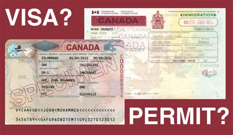 Work Permit After Mba In Canada by Visas Express Entry To Canada