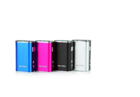 Leaf Mini Istick 10w 1050mah Mod Battery Vaporizer Authentic eleaf mini istick 10w battery mod 1050mah