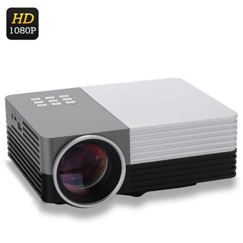 Yg600 1080p Lcd Mini Projector wholesale lcd led projector 1080p projector from china