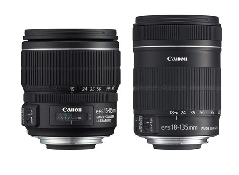 Canon 7d Lens 15 85mm Stm 3 canon launches 15 85mm and 18 135mm ef s lenses digital