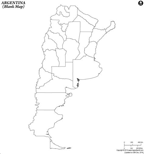 printable map argentina blank map of argentina argentina outline map