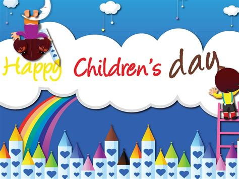 picturespool children s day wallpapers children s day