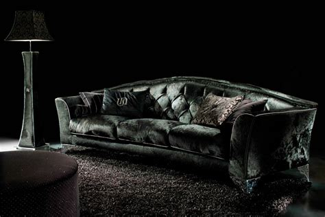 black velvet sofa set living rooms decor with black velvet sofa freshnist design