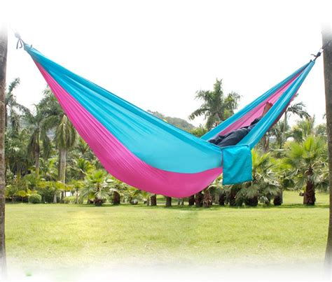Hammock For Two 2 Outdoor Leisure Parachute Hammock For Cing