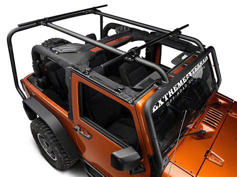 rugged ridge roof rack rugged ridge wrangler sherpa roof rack kit 11703 21 07 17 wrangler jk 2 door free shipping