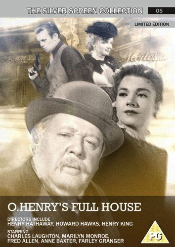o henry s full house 1952 o henry s full house 1952 dvd classic films direct