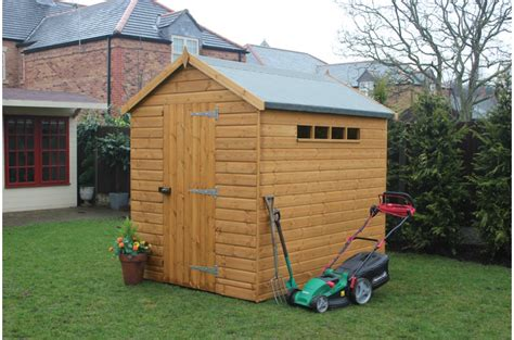 Secure Garden Sheds by Security Apex