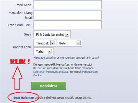membuat halaman facebook yang menarik cara membuat fanspage facebook kumpulan makalah