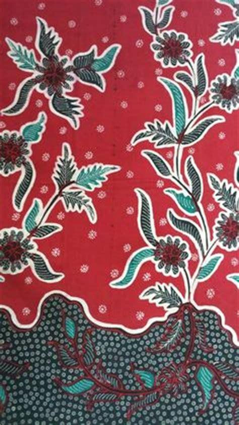 Kain Batik Tulis Tembakau Khas Jember 43 elegante patr 243 n floral batik vector gratis estados tarjetas estado y fondos
