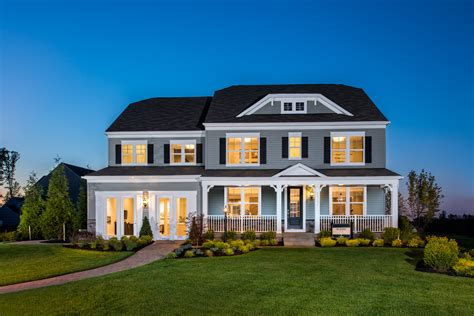 stanley martin homes debuts their newest home designs in