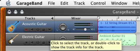 Garageband Click Track How To Use Audio Unit Effects In Garageband