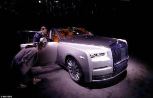 Phantom Rolls Royce Rolls Royce Phantom Promises To Be World S Most Silent Car