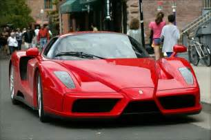 Enzo Ferrarie Enzo Car Review