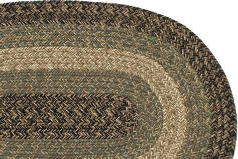 Black Braided Rugs by Massachusetts Charles Black Braided Rug