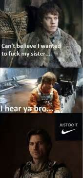 Star Wars Game Of Thrones Meme - 33 game of thrones humor pics quotes words sayings