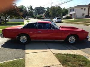 1977 Chrysler Cordoba For Sale Chrysler 1960 1979 For Sale On Racingjunk Classifieds 1