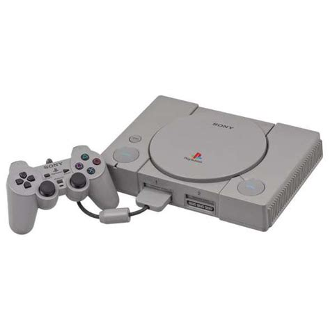 ps 1 console playstation 1 console pre owned the gamesmen