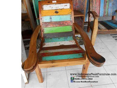 bali boat furniture reclaimed wooden fishing boats from bali