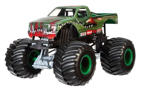 monster jam 1 24 scale wheels monster jam 1 24 scale xtermigator vehicle