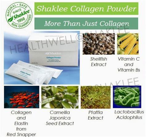 Ahli Collagen Powder Shaklee healthwell shaklee shaklee collagen powder