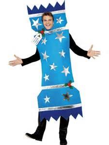 Adult christmas cracker costume 28023 fancy dress ball