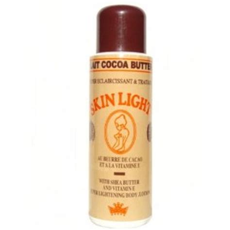 skin light cocoa butter lotion 500 ml