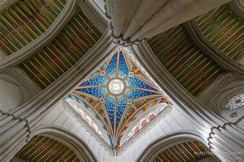 Cathedral Paintings Ceiling by