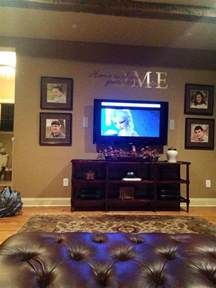 Tv Decor 25 Best Ideas About Mounted Tv Decor On Pinterest Tv