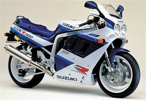 Suzuki Gsx R 1100 Suzuki Gsx R 1100 1990 Datasheet Service Manual And