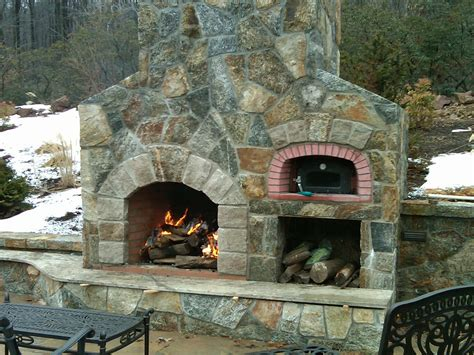 Oven Fireplace outdoor fireplaces are the best we build the preferred