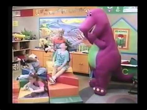 barney y sus amigos home sweet homes