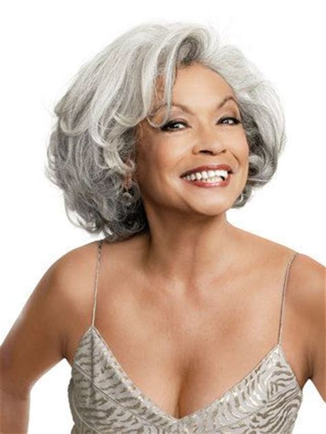 pretty older black lady pictures of beautiful gray hair may we all look this
