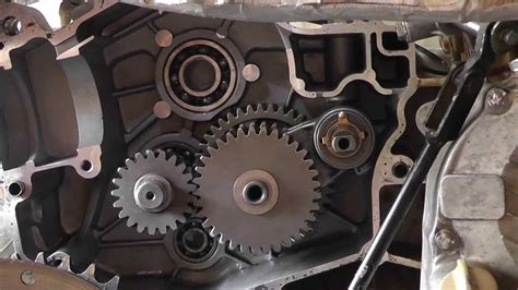 Gear Set Paket Kawasaki 250 Cc Karbu how to fix a cf moto 250cc hammerhead gear box assembly