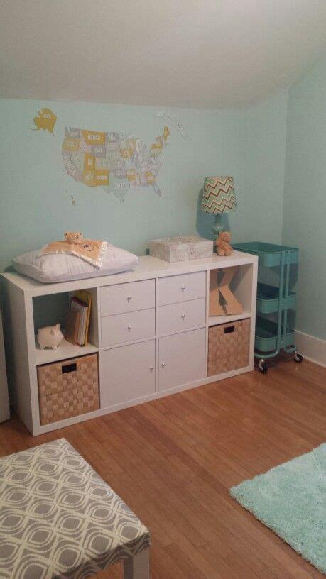 Kallax Chambre Enfant by Ikea Kallax Changing Table Room