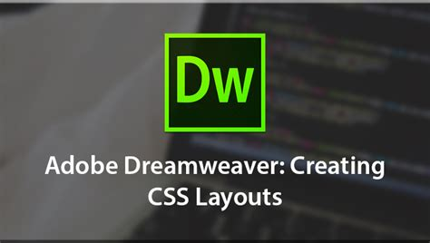 creating css gallery adobe dreamweaver cs4