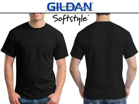 Kaos Kaki Panjang Warna Kulitcoklat jual kaos polos hitam gildan softsyle 63000 di lapak